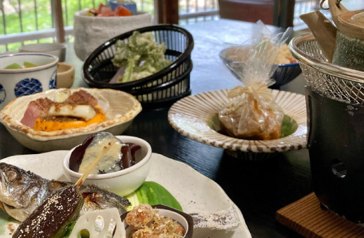 月替わり季節のお料理11品 5,000円(税込)のイメージ画像