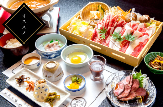 猪鍋定食 5,000円(税込)のイメージ画像