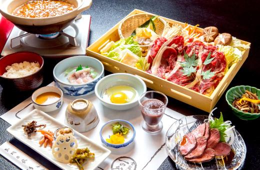 熊鍋定食 6,000円(税込)のイメージ画像